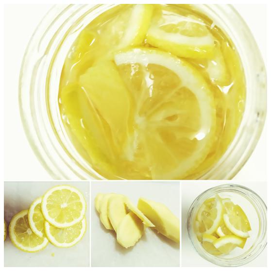 zenzero limone e miele contro il raffreddore