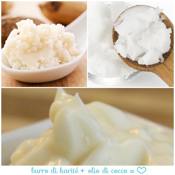 Crema corpo al burro di karité