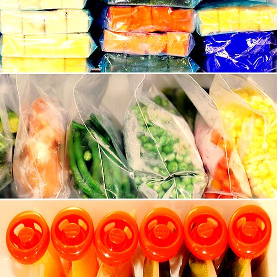 Gli indispensabili in cucina - il freezer