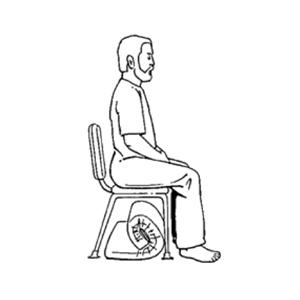 posizioni della meditazione - seduti
