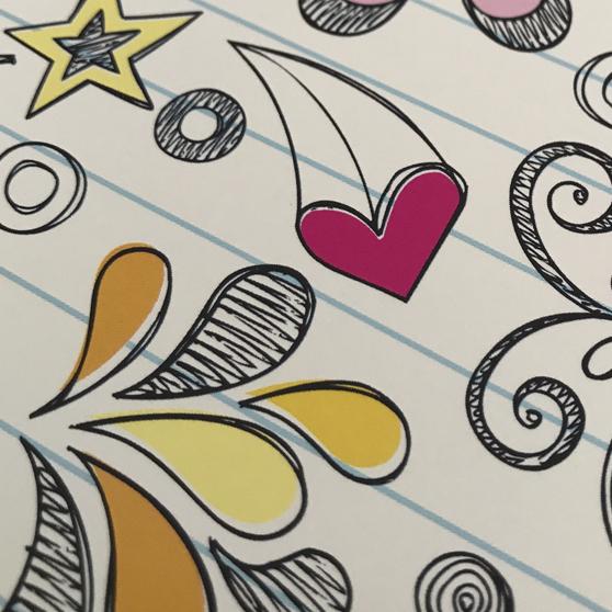 doodling scarabocchi
